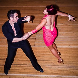 samba Hector & Kristy